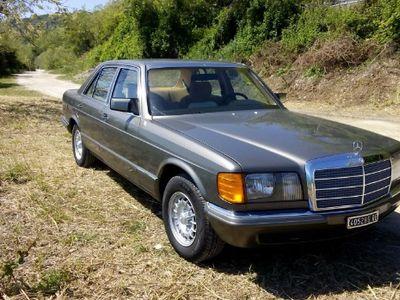 gebraucht Mercedes 380 Serie S(W126) - 1982