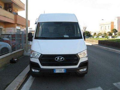 usata Hyundai H 350 2.5CRDI-150CV-EURO.6. PASSO LUNGO TETTO ALTO.