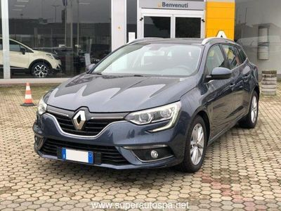 usata Renault Mégane SporTour dCi 8V 110 CV EDC Energy Business del 2018 usata a Vigevano
