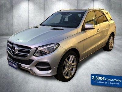 usata Mercedes 350 GLE - W166 350d Exclusive 4matic auto