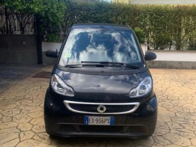 brugt Smart ForTwo Cabrio 1000 52 kW MHD passion