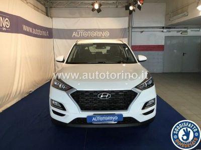 usata Hyundai Tucson New 1.6 GDI (132CV) 2WD MT XTECH