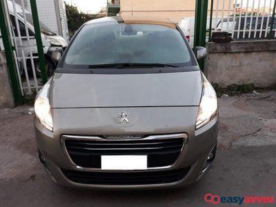 usata Peugeot 5008 1.6 e-HDi 115CV Stop&Start ETG6 Active