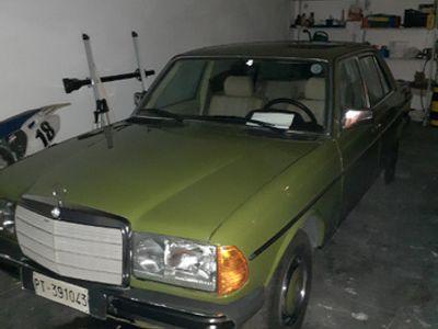 usata Mercedes 240 W123