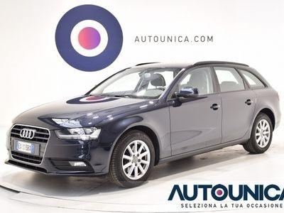 usata Audi A4 AVANT 2.0 TDI MULTITRONIC AMBIENTE AUT NAVI SENS
