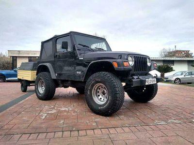 usata Jeep Wrangler Wrangler2.5 Soft top - GPL