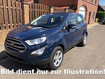 usata Ford Ecosport 1.0 Eco 125 Trend 5-j.gar Pdc Sitzh Klima Alarm