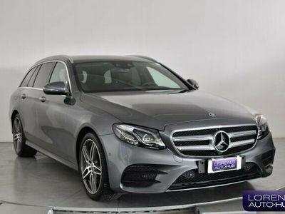 usata Mercedes E350 S.W. Auto AMG Line ACC-NAV