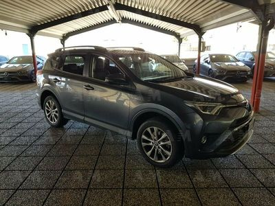 usata Toyota RAV4 Hybrid 4WD Lounge del 2017 usata a Bolzano/Bozen