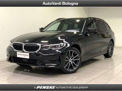 usata BMW 318 Serie 3 Touring d nuova a Granarolo dell'Emilia