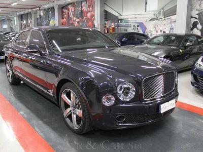 usata Bentley Mulsanne Speed