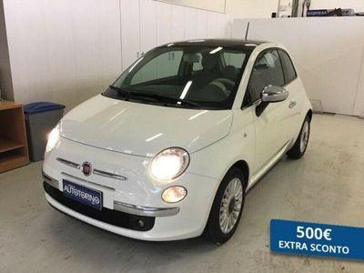 usata Fiat 500 5001.3 mjt 16v Lounge 95cv