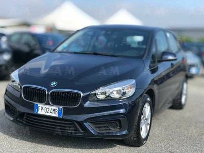 used BMW 218 Serie 2 Active Tourer d Sport del 2018 usata a Roma
