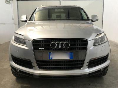 "usata Audi Q7 3.0 V6 TDI 233CV quattro tipt.""UNICO PROPRIETARIO"""