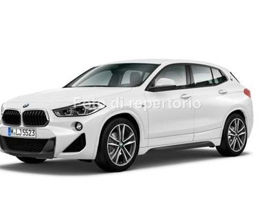 usata BMW X2 X2sDrive18i Advantage
