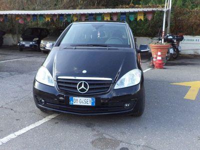 brugt Mercedes A150 basic