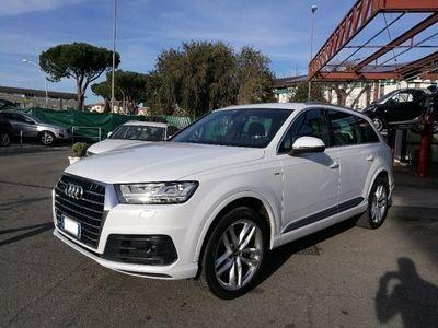 usata Audi Q7 3.0 TDI 272 CV quattro tiptronic Business Plus 7po