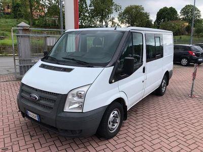 usata Ford Transit Tourneo 5POSTI DOPPIA CABINA