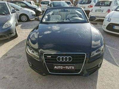 usata Audi A5 Cabriolet S-LINE CAMBIO AUTOMATICO BELLIS
