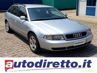usata Audi A4 AVANT 1.8 TURBO