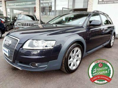 usata Audi A6 Allroad 3.0 TDI 240 CV F.AP. **C. MANUALE-NAVIGATORE**