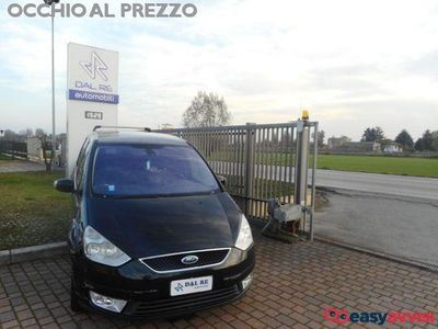 used Ford Galaxy 2.0 TDCi 140 CV Ghia DPF