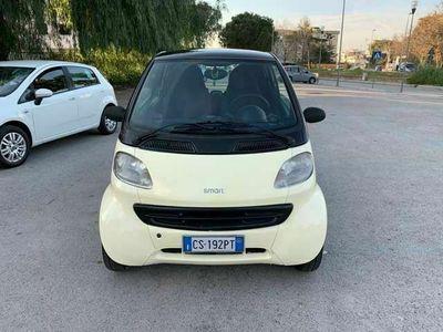 usata Smart ForTwo Cabrio coupé city-coupé/city- 800 cdi
