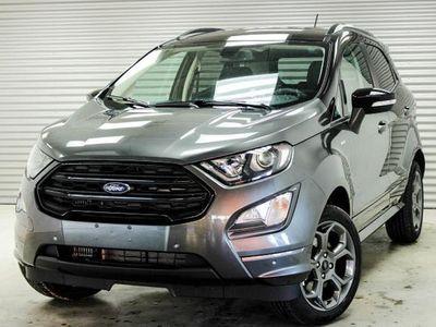 brugt Ford Ecosport 1,0 Ecoboost St-line