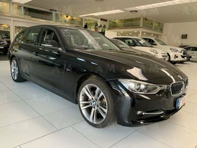used BMW 320 d Msport