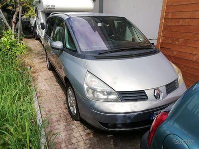 brugt Renault Espace 2.2 Diesel 7 Posti X Commercianti