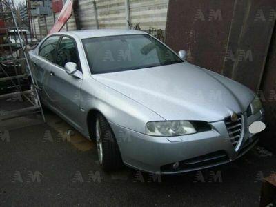 usata Alfa Romeo 166 2.4 JTD M-JET 20V cat Distinctive