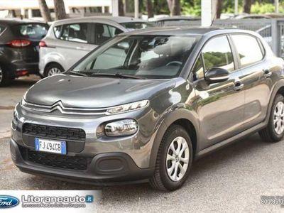 used Citroën C3 1.6 bluehdi Feel s&s 75cv