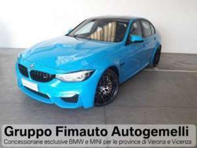 usata BMW M3 DKG Benzina