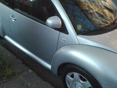 käytetty VW Beetle New- 2002