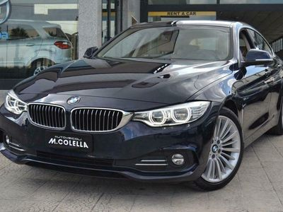 usata BMW 420 Gran Coupé Serie 4 GC d Luxury