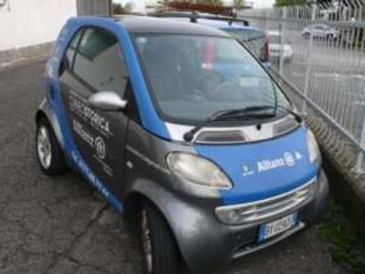usata Smart ForTwo Coupé 600 & passion (40 kW)