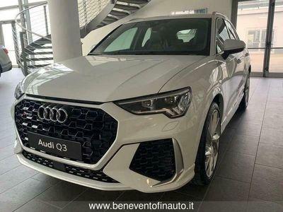 usata Audi RS Q3 Q3S tronic