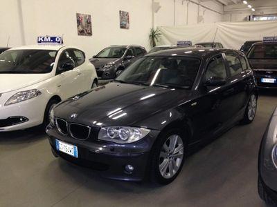 usata BMW 120 i 5 porte Futura GPL 150CV