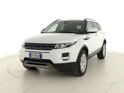 usata Land Rover Range Rover evoque 2.2 Sd4 5p. Pure