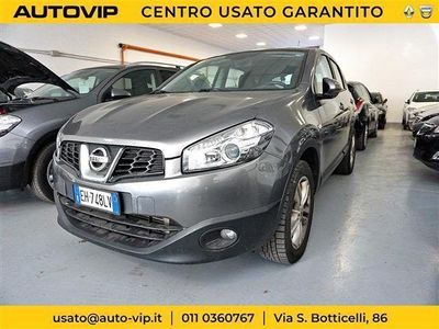 usado Nissan Qashqai 2.0 dCi DPF Acenta del 2011 usata a Torino