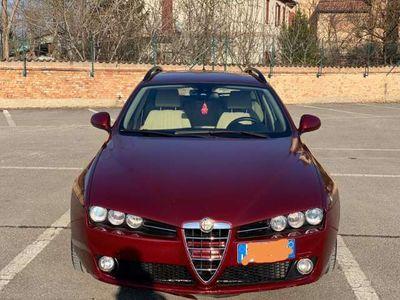 usata Alfa Romeo 159 1.9 JTDm 16V Sportwagon Distinctive Q-Tr (JTDm 16V Sportwagon Distinctive Q-Tr)