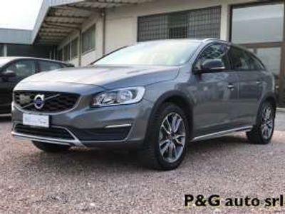used Volvo V60 CC cross country d3 geartronic business diesel