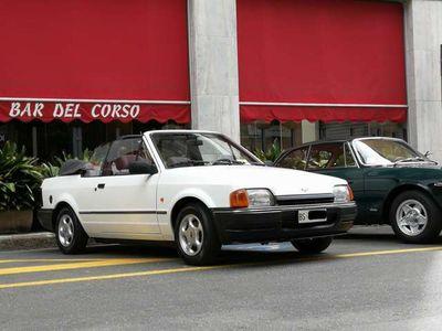 usata Ford Escort Cabriolet