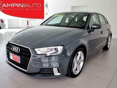 used Audi A3 1.6 TDI Sport Back Garanzia UFFICIALE, PRONTA CON