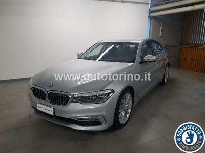 usata BMW 520 SERIE 5 BERLINA d Luxury auto