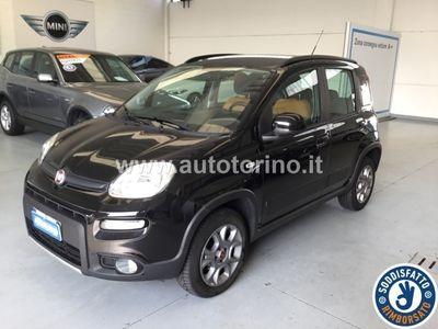 usata Fiat Panda 4x4 PANDA 1.3 mjt 16v 75cv