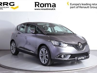 brugt Renault Scénic 1.5 dCi 110CV Start&Stop Energy del 2018 usata a Roma
