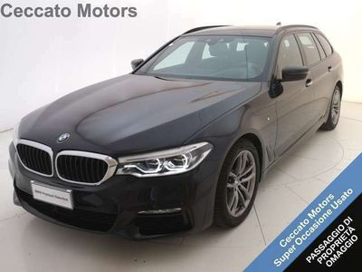 usata BMW 540 d xdrive touring msport