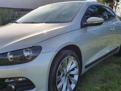 usata VW Scirocco 2.0 TDI 140CV DPF DSG