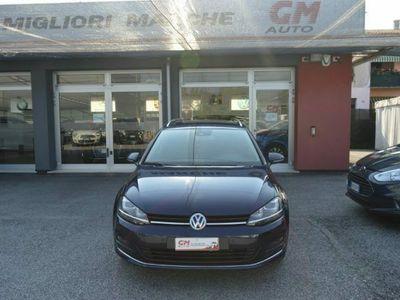usata VW Golf Variant 2.0 TDI DSG Executive BlueMot. Tech. Anticipo ZERO rif. 12283011